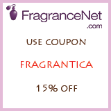 Coupon Code Fragrantica