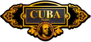 Cuba Paris Logo