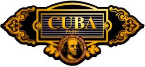 Cuba Paris Logo