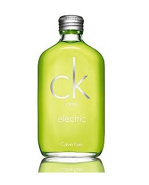 Ck One Electric Calvin Klein for women and men