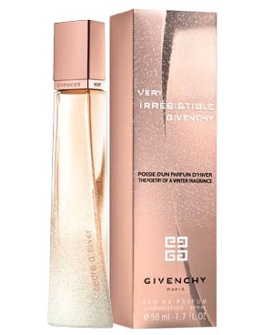 Very Irresistible Poesie d'un Parfum d'Hiver Cedre d'Hiver Givenchy for women