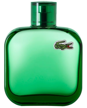 12.12. Green Lacoste cologne - a new fragrance for men 2011