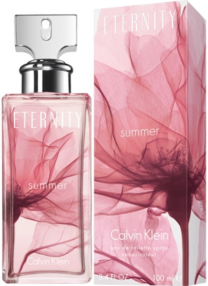 Eternity Summer 2011 Calvin Klein for women