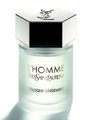 L'Homme Cologne Gingembre Yves Saint Laurent for men