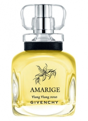 Givenchy Harvest 2010 Amarige Ylang Ylang Givenchy for women