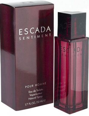 Escada Sentiment pour Homme Escada for men