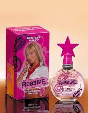 your love rebelde: