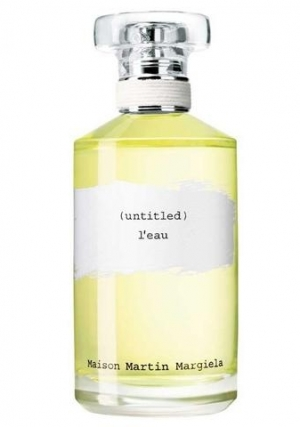 Untitled L`Eau Maison Martin Margiela for women and men