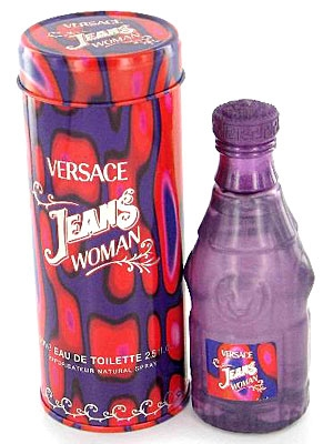 Jeans Woman Versace para Mujeres