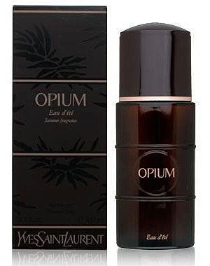 Opium Eau D'ete Summer Fragrance 2003 Yves Saint Laurent for women