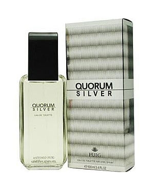 Quorum Silver Antonio Puig for men