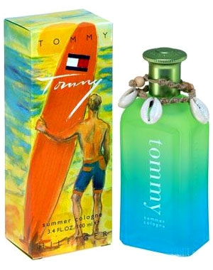 Tommy Summer Cologne 2005 Tommy Hilfiger for men