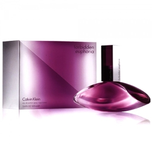 Forbidden Euphoria Calvin Klein for women