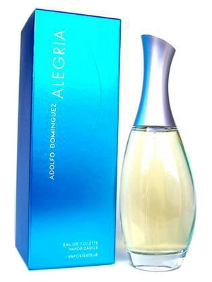alegria adolfo dominguez perfume a fragrance for women 1999