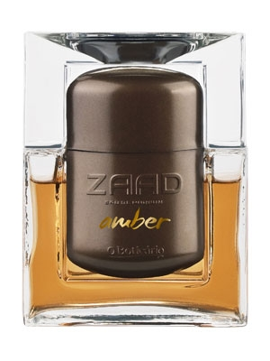 Zaad Amber O Boticario for men