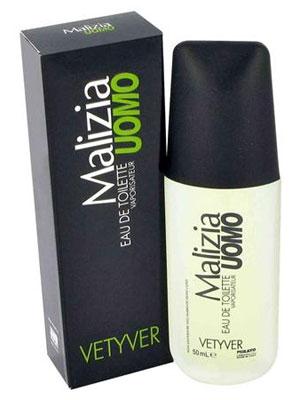 Malizia Uomo Vetyver Mirato одеколон - аромат для мужчин