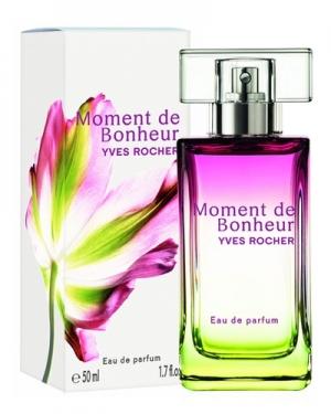 Moment de Bonheur- новый аромат от Yves Rocher.
