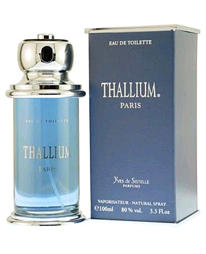 Thallium Jacques Evard for men