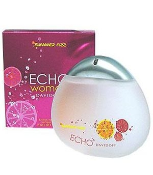 Echo Women Summer Fizz Davidoff for women