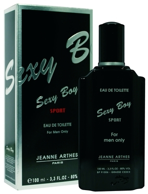 Sexy Boy Sport Jeanne Arthes for men
