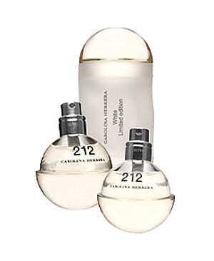 212 White Carolina Herrera for women