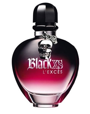 Black XS L'Exces for Her Paco Rabanne для женщин