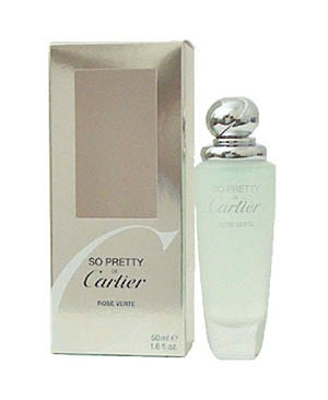 So Pretty Rose Verte Cartier for women