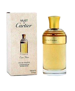Must de Cartier Eau Fine Cartier for women