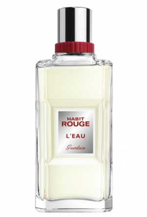 Habit Rouge L`Eau Guerlain for men