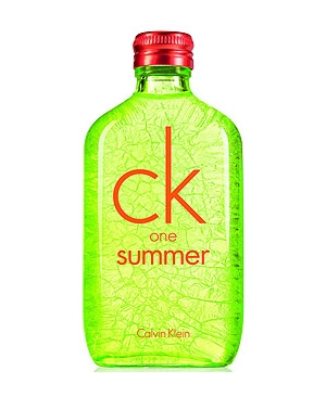 CK One Summer 2012 Calvin Klein for women and men