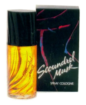 Scoundrel Musk Revlon for women