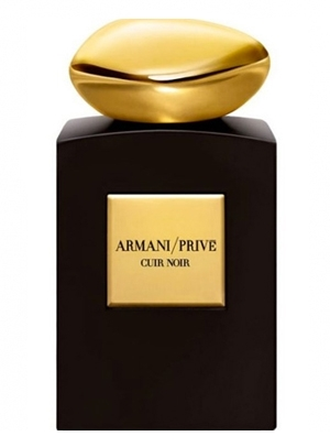 Cuir Noir Giorgio Armani for women and men