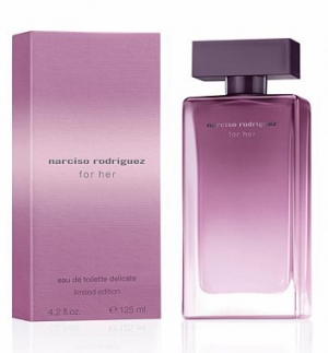 narciso rodriguez for eau de toilette delicate limited edition narciso rodriguez perfume a