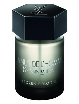 La Nuit de l`Homme Frozen Cologne Yves Saint Laurent for men