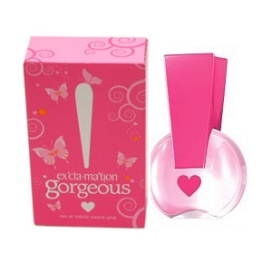 Ex`cla-ma`tion Gorgeous Coty for women
