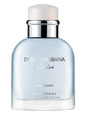 Light Blue Living Stromboli Dolce&Gabbana for men