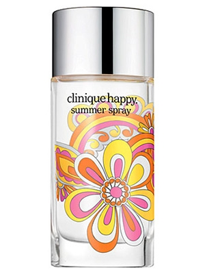 Clinique Happy Summer Spray 2012 Clinique for women
