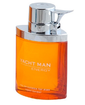 Yacht Man Energy Myrurgia for men