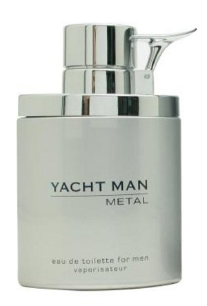 Yacht Man Metal Myrurgia for men