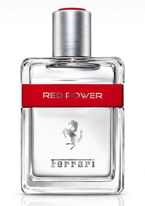 Red Power Ferrari for men