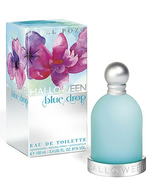 Halloween Blue Drop Jesus Del Pozo for women