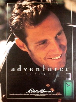 Adventurer Eddie Bauer for men