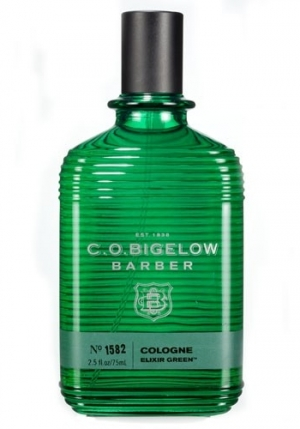 Barber Cologne Elixir Green C.O.Bigelow for men