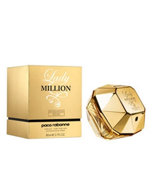 Lady Million Absolutely Gold Paco Rabanne for women