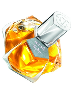 Womanity Les Parfums de Cuir Thierry Mugler for women