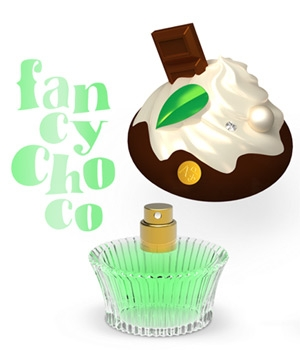 Fancy Choco Alice & Peter for women