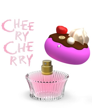 Cheery Cherry Alice & Peter for women