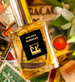 Velvet Curacao PK Perfumes for women and men