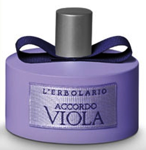 Accordo Viola L`Erbolario for women