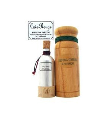 Cuir Rouge Parfums et Senteurs du Pays Basque    for men